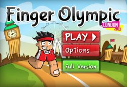 Finger Olympic
